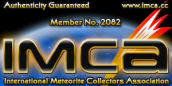 I.M.C.A. International Meteorite Collectors Association